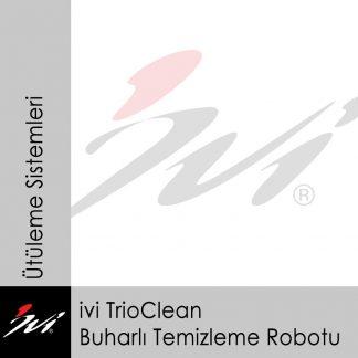 ivi TrioClean Buharlı Temizleme Robotu